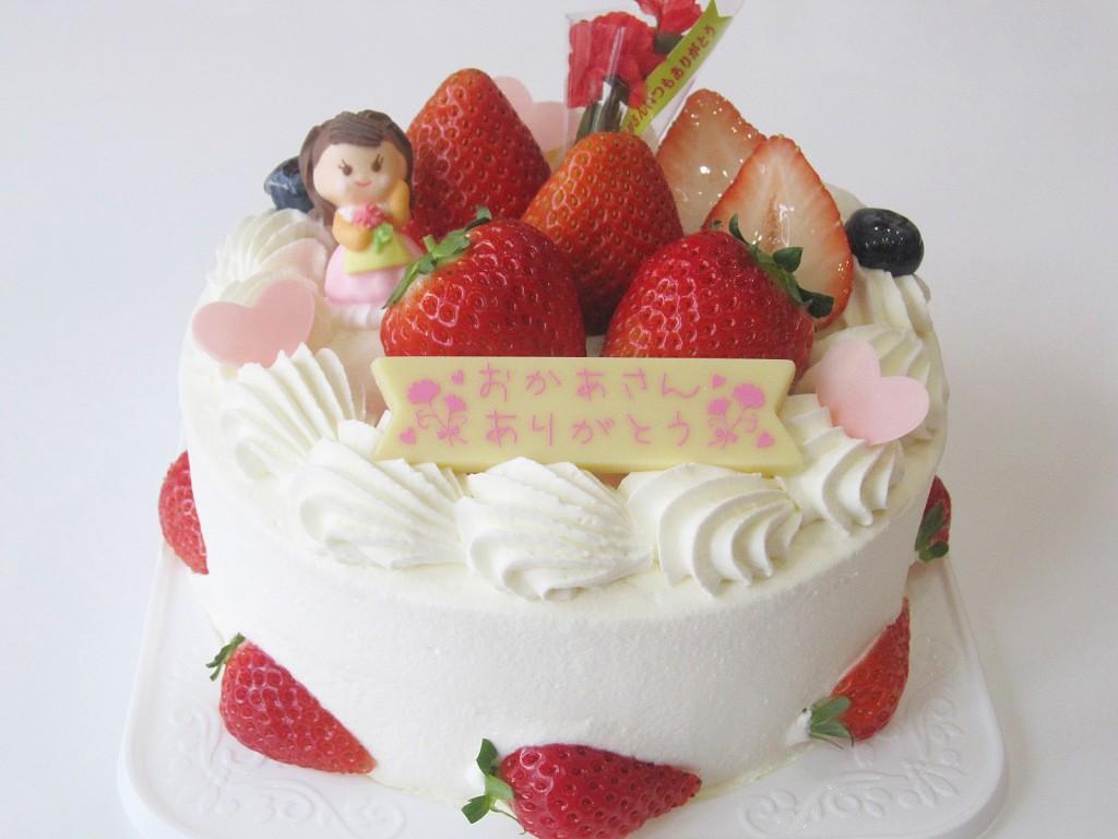 母の日用ケーキ